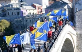 Mostar Köprüsü'nün yıkılışının 27....