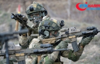MSB: Barış Pınarı bölgesinde 6 PKK/YPG'li terörist...