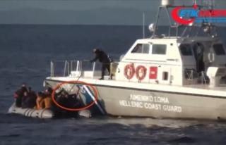 Ölümün kıyısındaki mültecileri Mehmetçik kurtardı