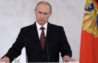 Rusya Devlet Başkanı Putin: Dağlık Karabağ'daki...