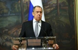 """Lavrov: """"Ermenistan Cumhurbaşkanı ve Başbakanı..."""
