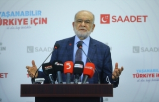 Saadet Partisi Genel Başkanı Karamollaoğlu, gündemi...
