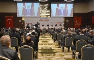 Saadet Partisi Genel Başkanı Karamollaoğlu: Milli...