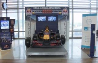 Sabiha Gökçen Havalimanı'nda yolculara Formula...