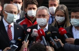 """Sağlık Bakanı Yardımcısı Güven: """"Enkazdan..."""