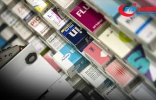 SGK'nin geri ödeme listesindeki ilaç sayısı...