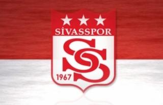 Sivasspor'da bir futbolcunun Kovid-19 testi pozitif...