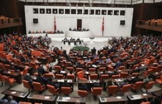 Azerbaycan tezkeresi, TBMM Genel Kurulunda kabul edildi