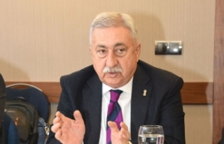 """TESK Genel Başkanı Palandöken: """"Cezalar esnafın..."""