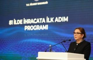 Ticaret Bakanı Pekcan: 81 İlde İhracata İlk Adım...