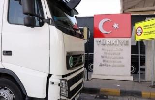 Ticaret Bakanı Pekcan: Avrupa'ya açılan sınır...