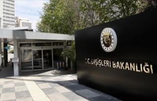 Türkiye Burkina Faso'daki terör saldırısını...