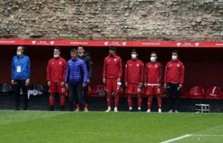 Türkiye Kupası: Fatih Karagümrük: 2 - Nevşehir...