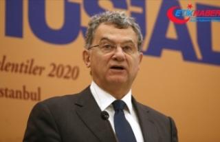 TÜSİAD Başkanı Kaslowski : Ekonomi ve hukuk alanında...