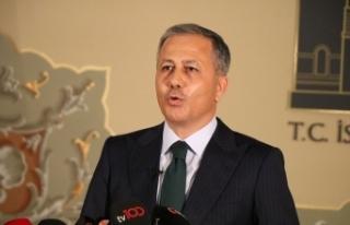Vali Ali Yerlikaya İstanbul için alınan yeni kararları...