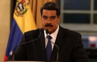 Venezuela Devlet Başkanı Maduro'dan Joe Biden'a...