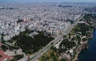 Türkiye'de kasımda 112 bin 483 konut satışı...
