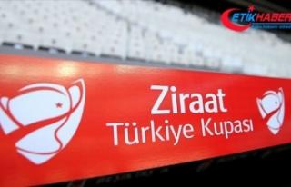 Ziraat Türkiye Kupası'nda 3. tur maçları...