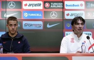 """Zlatko Dalic: """"Güçlü bir rakiple oynayacağız"""""""