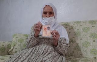 103 yaşındaki Emine nine İspanyol gribinden sonra...