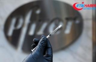 ABD'de Biontech/Pfizer aşısının uygulandığı...