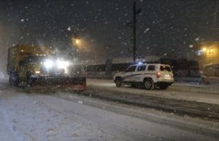 ABD'de 60 milyondan fazla kişiyi etkileyen kar...