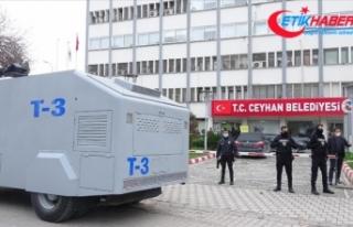 Adana'nın Ceyhan ilçesinde rüşvet operasyonu:...