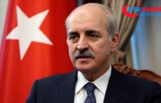 AK Parti Genel Başkanvekili Kurtulmuş: Erken seçim...