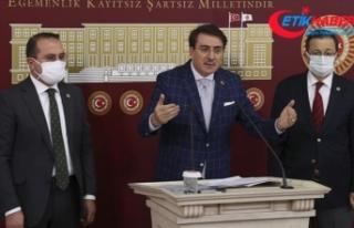 AK Parti milletvekillerinden Kılıçdaroğlu'nun...