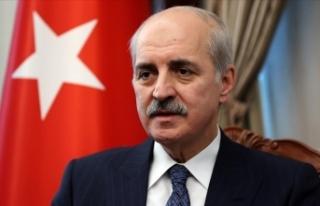 AK Parti Genel Başkanvekili Kurtulmuş: CHP'li...