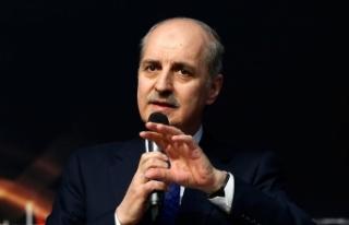 AK Parti Genel Başkanvekili Kurtulmuş: Türkiye...