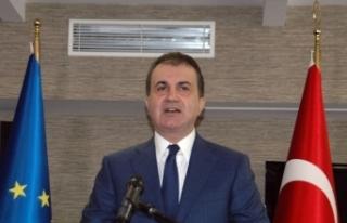 AK Parti Sözcüsü Çelik'ten, Cumhurbaşkanı...