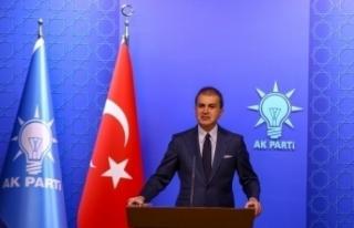 "AK Parti Sözcüsü Ömer Çelik: ""Kimse ibadet..."