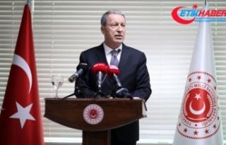 Akar ve TSK komuta kademesi Libya'ya gitti
