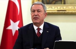 Akar: Türk unsurlarına yapılacak herhangi bir saldırı...