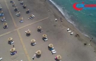 Antalya'ya bu yıl gelen turist sayısı 3 milyon...