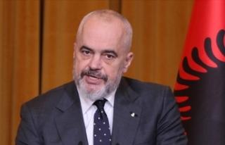 Arnavutluk Başbakanı Rama'dan Türkiye'nin Kovid-19'la...
