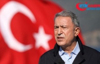 Bakan Akar: ABD'nin yaptırım kararı sadece...