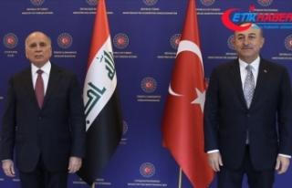 Bakan Çavuşoğlu: Irak'ın PKK'dan tamamen...