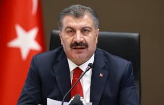 Sağlık Bakanı Koca, Gaziantep'e gidiyor
