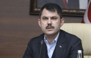 Bakan Kurum: İzmir'de hasar tespiti için çalışmalarımızı...