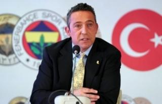 Başkan Ali Koç: 'Fenerbahçe bileğinin hakkıyla...