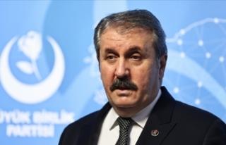 BBP Genel Başkanı Destici: Türkiye, yaptırım...