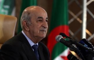 Cezayir Cumhurbaşkanı Tebboune'dan 47 sün...