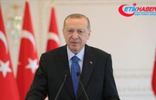Cumhurbaşkanı Erdoğan: İstanbul'un her iki...