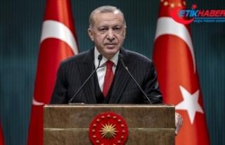 Cumhurbaşkanı Erdoğan: Mavi Vatan'dan siber...