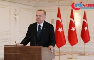 Cumhurbaşkanı Erdoğan: Ülkemizi yeniden cazibe...