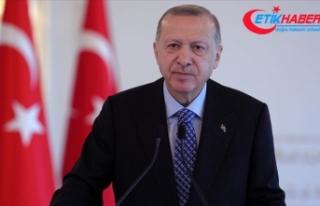 Cumhurbaşkanı Erdoğan: Uluslararası iş birliği...