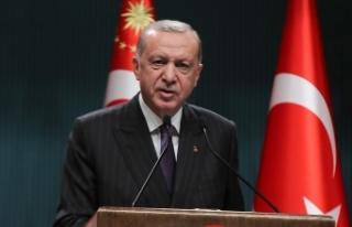 Cumhurbaşkanı Erdoğan ekonomik gelişmeleri değerlendirdi