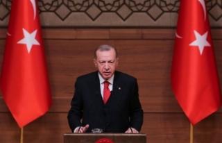 Cumhurbaşkanı Erdoğan: Milletimizin arasına nifak...